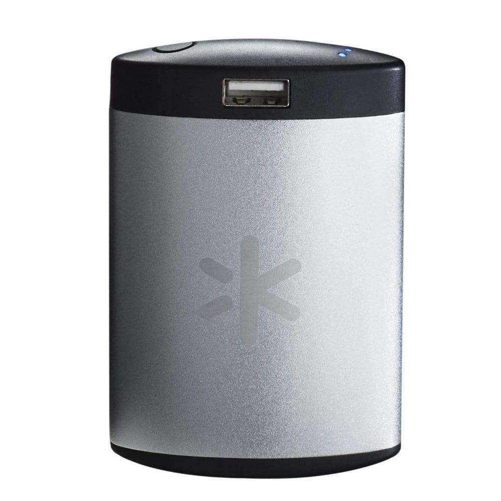 Kelvin Ware Battery Grey Halsted Hand Warmer and Power Bank