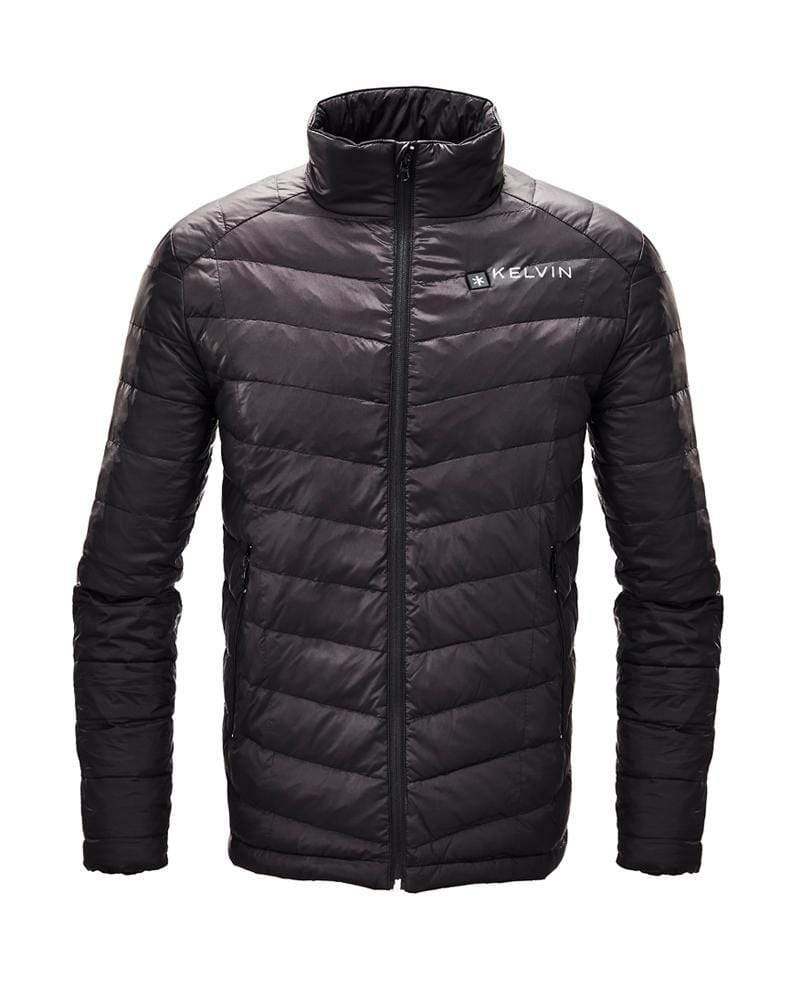 Kelvin Ware Heated Jacket Cermak Men's Heated Jacket | Black