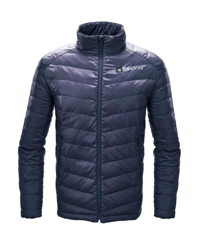 Kelvin Ware Heated Jacket Cermak Men's Heated Jacket | Blue