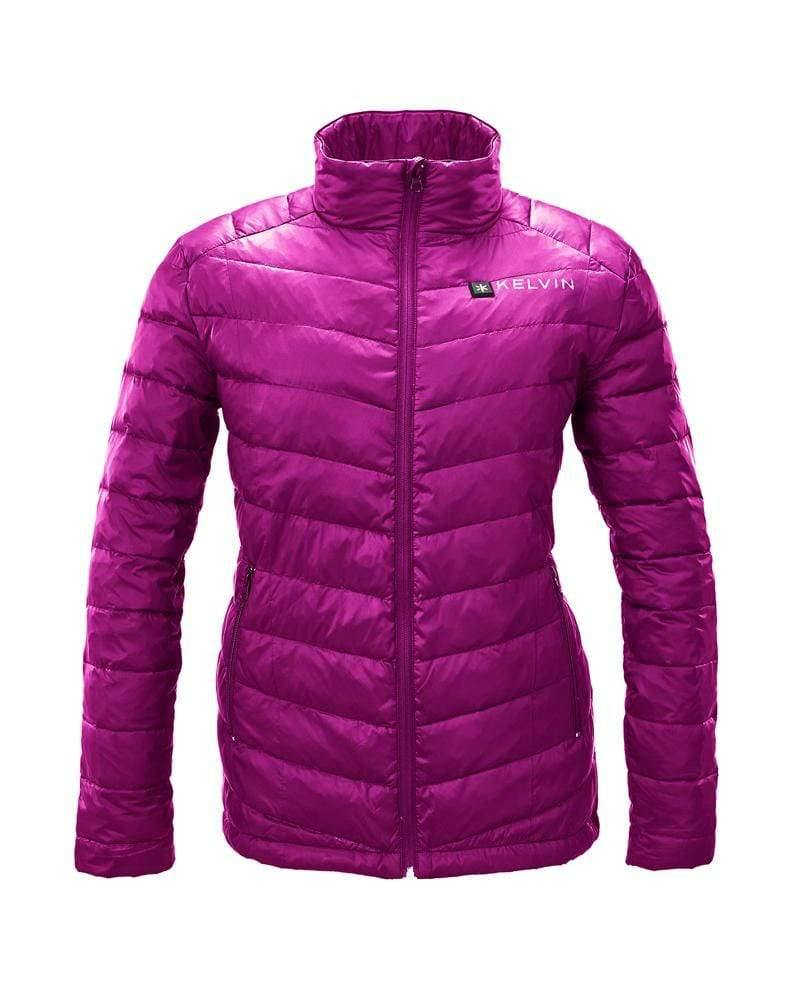Kelvin Ware Heated Jacket Cermak Women's Heated Jacket | Magenta