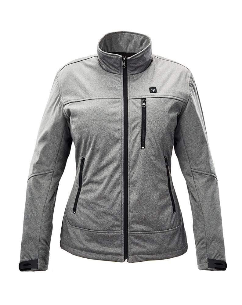 Kelvin Ware Heated Jacket Jackson Women's Heated Jacket | Grey