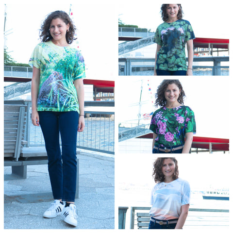 All-Over Printed T-Shirts