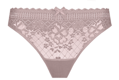 Empreinte Melody Brief-ローズ