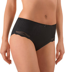 Felina - Modern Weftloc High Brief Black