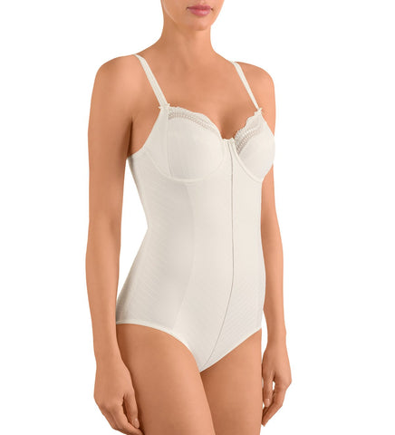 Felina - Modern Weftloc Body With Wire Bra Vanilla