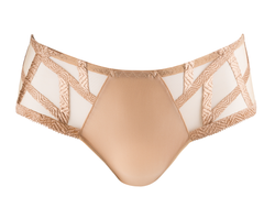 Louisa Bracq - Serie Shorty - Braun