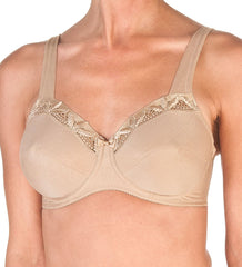 Felina - Melina Full Cup Underwired Bra Sand
