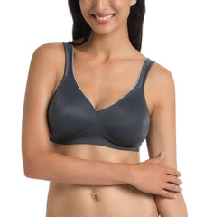 Rosa Faia Twin Soft Bra - Anthracite