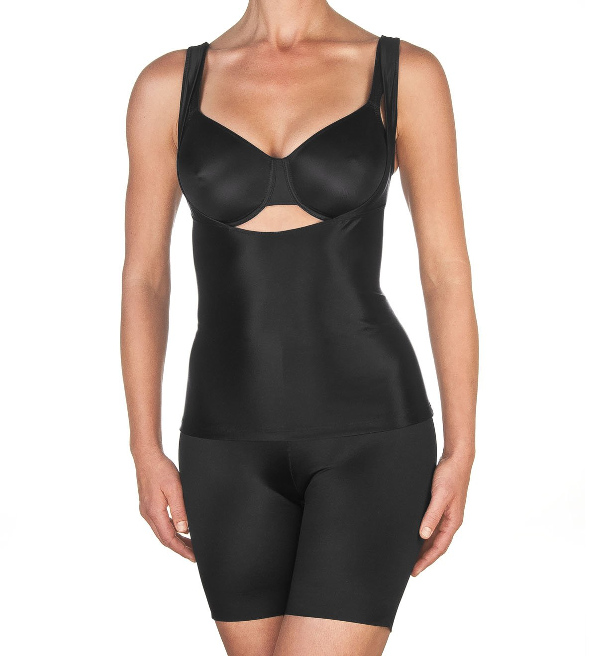 abd2c7035f Conturelle - Soft Touch Body Shaper Black – Ouh La La