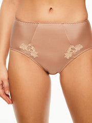 Chantelle Hedona High Waist Brief - Skin Full Brief Chantelle