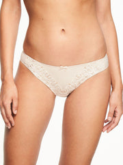Chantelle Champs Elysees Brief - Cappuccino Brief Chantelle