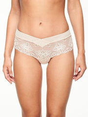 Chantelle Champs Elysees Shorty - Slip Cappuccino Chantelle