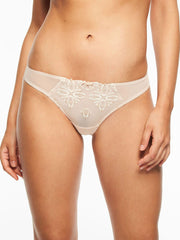 Chantelle Champs Elysees Thong - Cappuccino Thong Chantelle