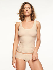 Débardeur Chantelle Soft Stretch - Top Nude Chantelle