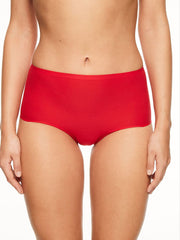 Chantelle Soft Stretch Slip mit hoher Taille - Poppy Red