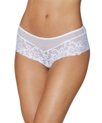 Aubade - Wandering Love St Tropez Shorty - Bianco