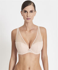 Aubade - Nudessence Comfort Triangle Tauch-BH - Schwarz