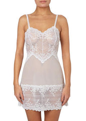 Wacoal - Embrace Lace Delicious Chemise White