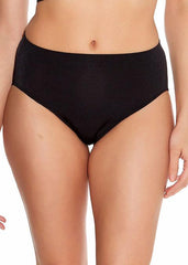 Wacoal - Braguita B-smooth Hi-cut Black Brief Wacoal