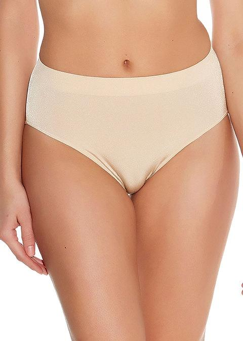 397749aa0d0a Wacoal - B-smooth Hi-cut Brief Nude – Ouh La La