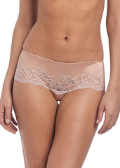 Wacoal - Lace Affair Tanga Rose Dust Angel Wing