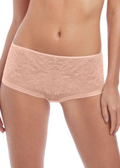 Wacoal - Net Effects Boyshort Rose Dust