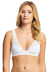 Wacoal - Embrace Lace Delicious Soft Cup BH Weiß