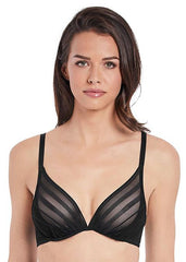 Wacoal - Sexy Shaping Underwire Bra Black