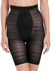 Wacoal - Sexy Shaping High Waist Long Leg Shaper Black