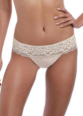 Wacoal - Lace Essentiel Cream Tanga Powder