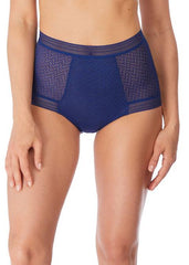 Wacoal - Aphrodite High Waist Brief Blue Depths