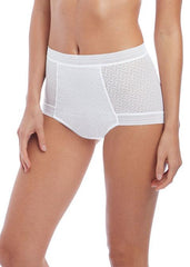 Wacoal - Aphrodite High Waist Brief Weiß
