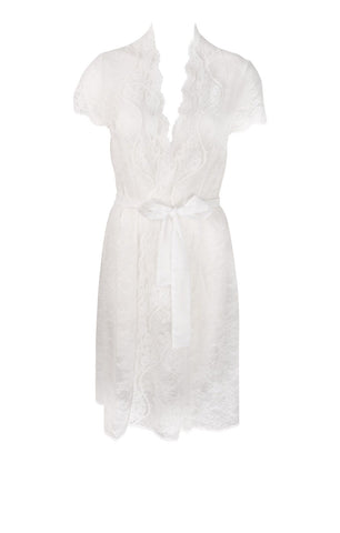 Lise Charmel - Exception Charme Short Negligee Cream