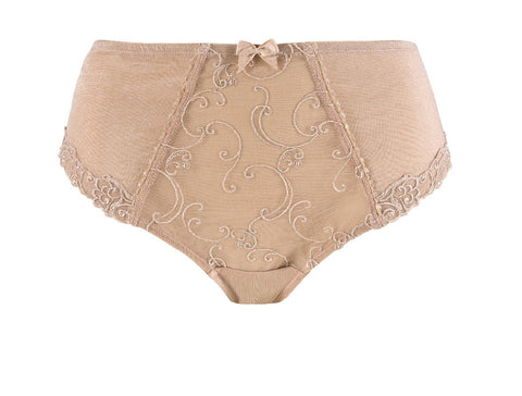 Eprise - Personal Beauty High Waist Brief Nude