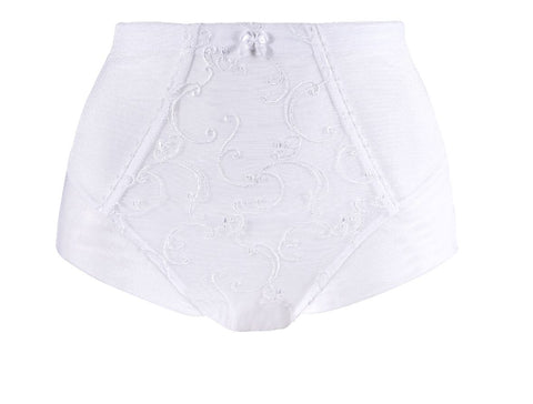 Eprise - Personal Beauty Retro High Brief White