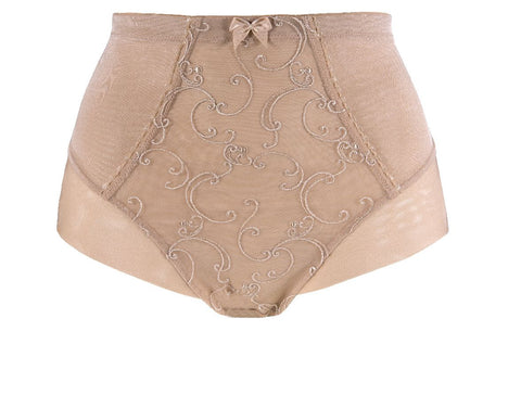 Eprise - Personal Beauty Retro High Brief Nude