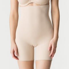 PrimaDonna Perle Shapewear High Briefs With Legs - Caffe Latte