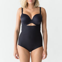 PrimaDonna Perle Shapewear High Briefs - Charcoal