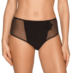 PrimaDonna 디바인 풀 브리프-Black High Brief PrimaDonna