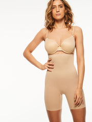 Chantelle Basique Shaping Taille Haute Slimmer - Nude Shapewear Chantelle