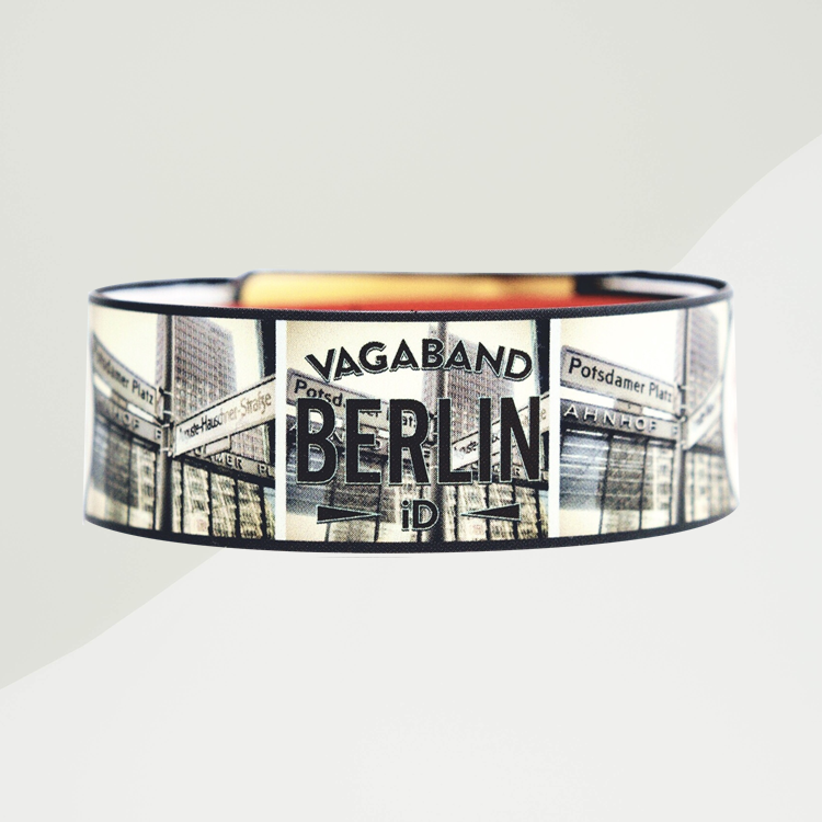 Destination Berlin Vagaband - Vagaband LTD
