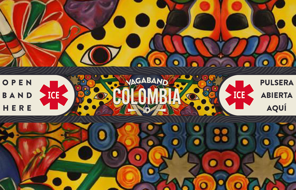 Destination Colombia Vagaband - Vagaband LTD