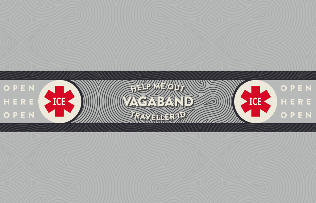 The Flagship Vagaband (Slate) - Vagaband LTD