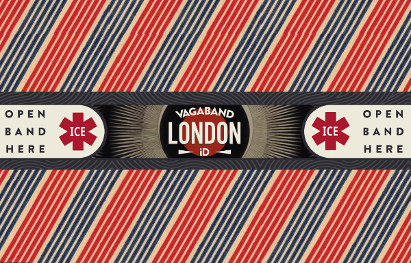 Destination London Vagaband - Vagaband LTD