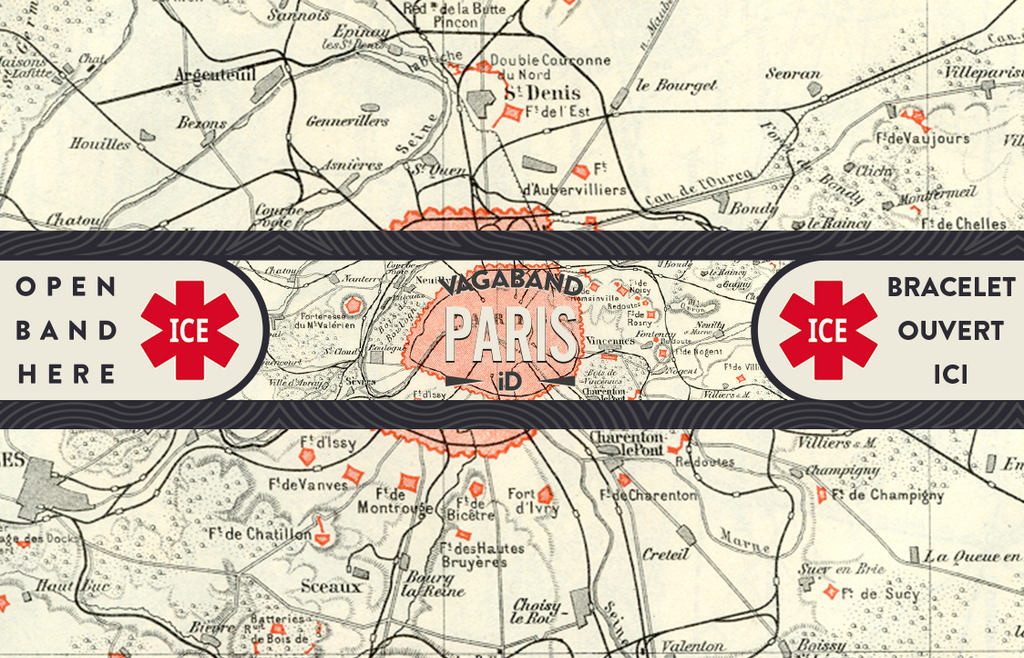 Destination Paris Vagaband - Vagaband LTD