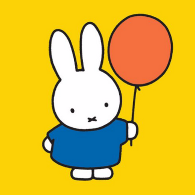 Miffy & Dick Bruna - A Retro Fave