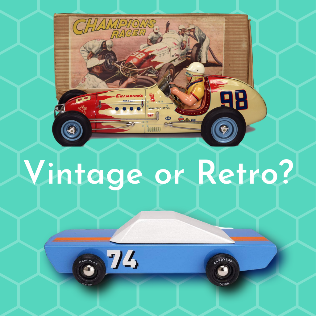 Vintage Vs Antique >> What S The Difference Between Vintage And Retro Antiques