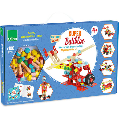 Super Construction Set - Retro Kids