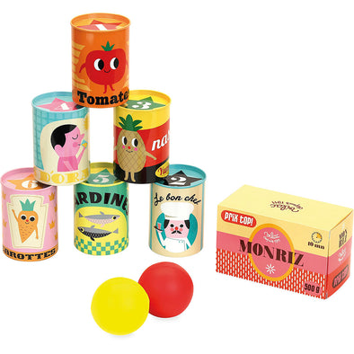 Tin Can Alley Set - Retro Kids