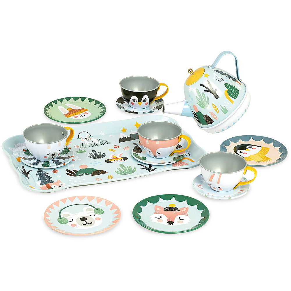 Musical Ice Tea Set - Retro Kids